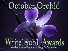 October Orchid