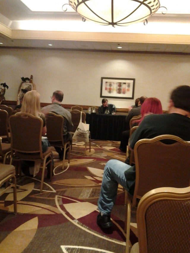 Jack Ketchum Reading