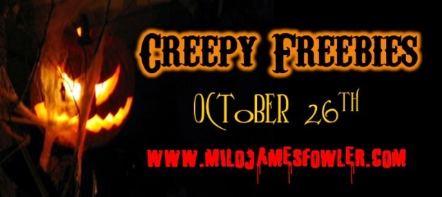 Creepy Freebies - Banner